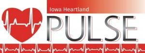 Iowa Heartland Pulse logo